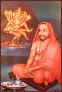 H.H Shrimath Vijayendra Thirtha Swamiji