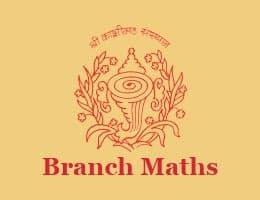 Branch Maths