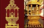 Swarna Ratha Samarpan at Konchady Shri Kashi Math