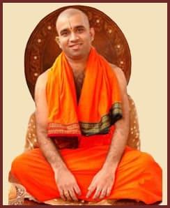 H.H Shrimath Samyamindra Thirtha Swamij