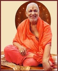 H.H Shrimath Sudhindra Thirtha Swamiji