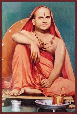 H.H Shrimath Varadendra Thirtha Swamiji