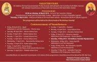Vasanthotsava and Punarpratishtapana at Karkala SKM