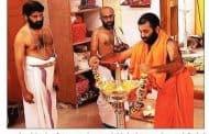 35kg Silver Lamp offered to Sri Badrinath of Badri Kshetra