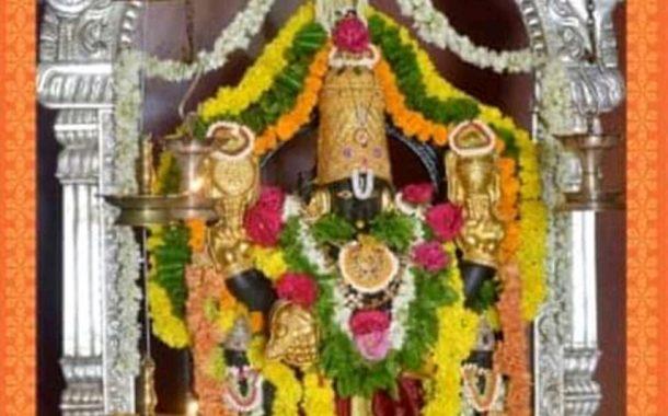 12th Pratishtapana Vardhanti at Nagpur Shri Kashi Math
